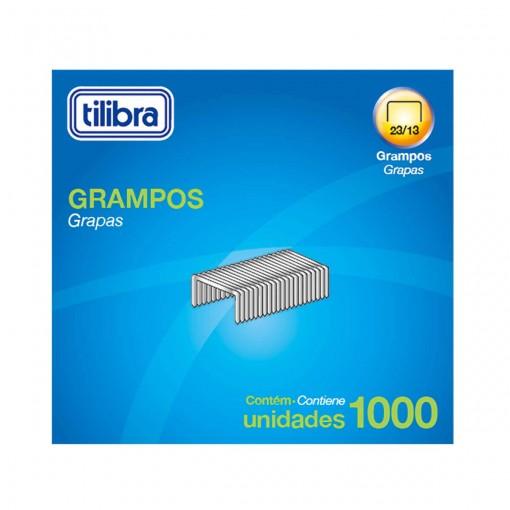 Grampo 23/13 40-90 Folhas Galvanizado 1000 Unidades