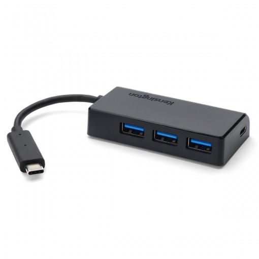 Hub CH1000 USB-C de 4 Portas