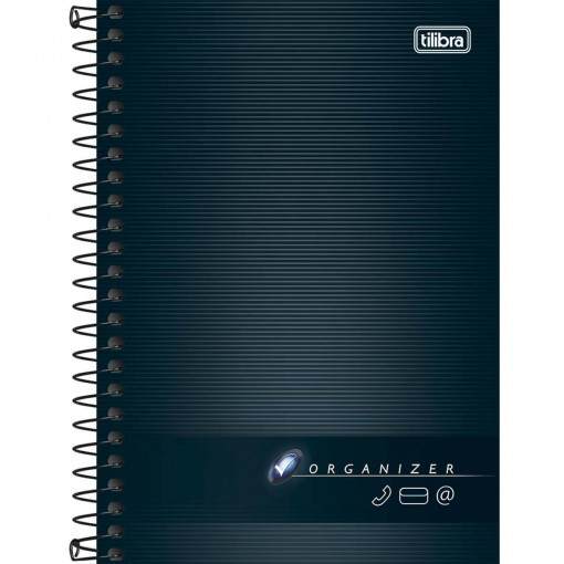 Índice Telefônico de Mesa Organizer - 39 Folhas