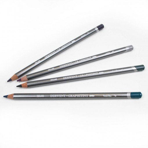 Lápis de Cor Aquarelável Graphitint Unitário Steel Blue