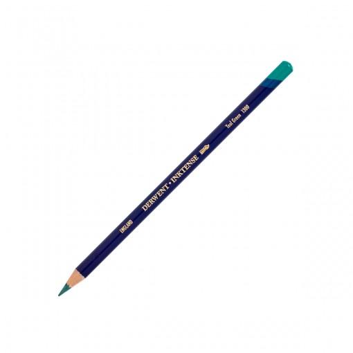 Lápis de Cor Aquarelável Inktense Unitário Teal Green