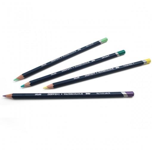 Lápis de Cor Aquarelável Watercolour Unitário Deep Cadmium