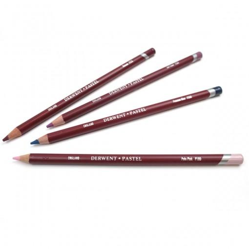 Lápis de Cor Pastel Unitário Crimson