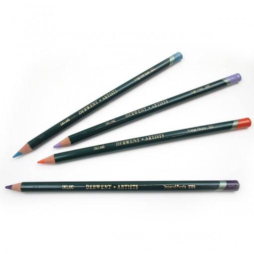 Lápis de Cor Permanente Artists Unitário Orange Chrome