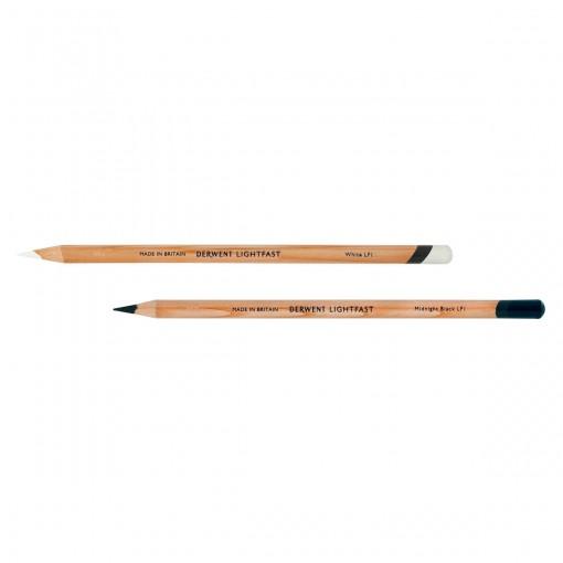 Lápis de Cor Permanente Lightfast Unitário Black