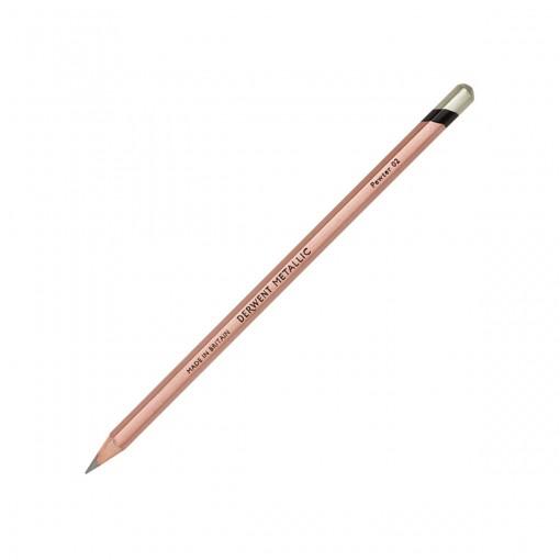 Lápis de Cor Permanente Metallic Unitário Pewter