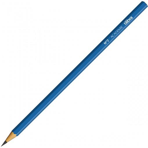 Lápis Preto Sextavado N.2 Académie (Caixa com 72 unidades)