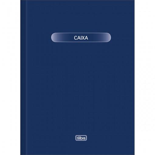 Livro Caixa Capa Dura Pequeno 50fls