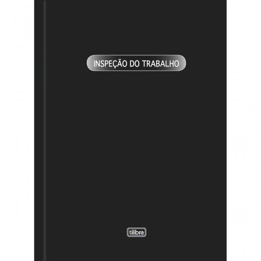 Livro Inspeção do Trabalho Capa Dura - 50 Folhas