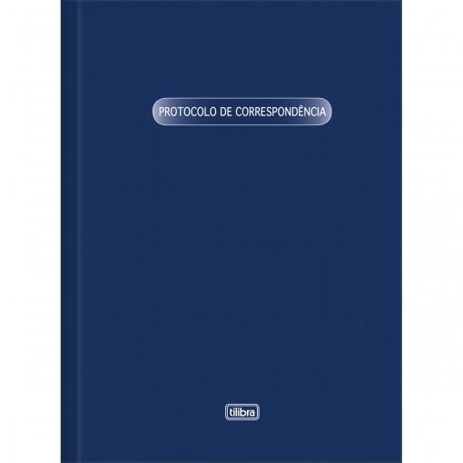 Livro Protocolo de Correspondência 52 Folhas