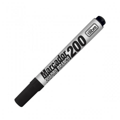 Marcador para Quadro Branco 200 Preto
