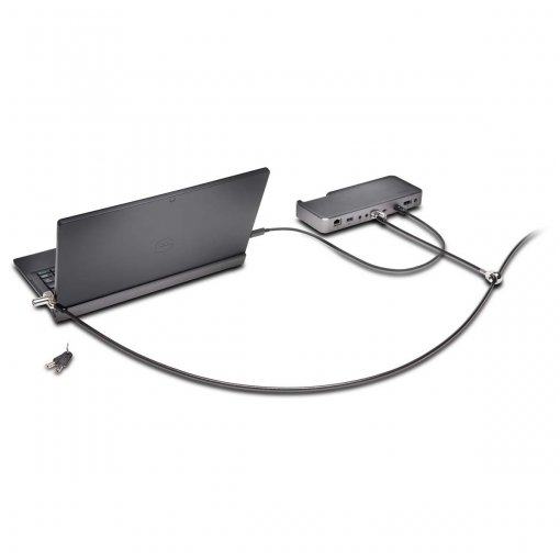 N17 Trava Dupla com Cadeado para Dispositivos Dell (Noble Slot)