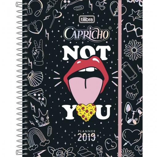 Planner Espiral Capricho 2019