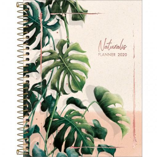 Planner Espiral Naturalis 2020 - Sortido