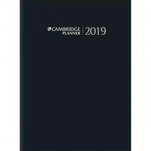 Planner Executivo Grampeado Cambridge 2019