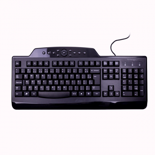Pro Fit Teclado Multimídia USB