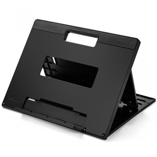 Suporte para Notebook Easy Riser Go® até 17″ - Sistema SmartFit® - Preto