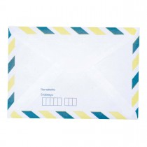 Imagem - Envelope Carta Aéreo TB15 114x162mm - Caixa com 1000 Unidades