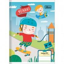 Imagem - Caderno Brochura Capa Flexível Pauta Verde Sapeca 40 Folhas - Sortido