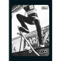 Imagem - Caderno Brochura Capa Flexível 1/4 D+ 48 Folhas - Sortido (Pacote com 20 unidades)
