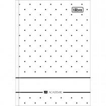 Imagem - Caderneta CD Costurada Académie 80 Folhas - Sortido (Pacote com 5 unidades)