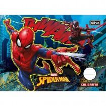 Imagem - Caderno Brochura Capa Dura Caligrafia Horizontal Spider-Man 40 Folhas - Sortido (Pacote com 5 unidades)...