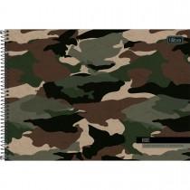 Imagem - Caderno Espiral Capa Dura Cartografia e Desenho Hide 80 Folhas - Sortido (Pacote com 4 unidades)