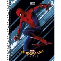 Imagem - Caderno Espiral Capa Dura Universitário 16 Matérias Spider-Man Homecoming 256 Folhas - Sortido (Pacote com 2 unidades)...