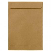 Imagem - Envelope Saco Kraft Natural KN25 176x250mm - Caixa com 100 Unidades