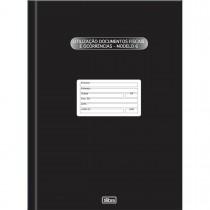 Imagem - Livro Registro Documento Fiscal e Termos de Ocorrência Capa Dura Modelo 6 - 50 Folhas