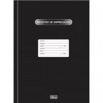 Imagem - Livro Registro de Empregados Capa Dura - 50 Folhas