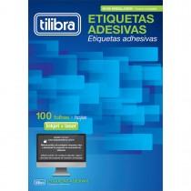 Imagem - Etiqueta Adesiva Inkjet/Laser Carta 12,7mmx44,4mm TB61878000 Unidades