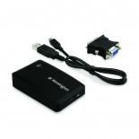 Imagem - Adaptador USB 2.0 para VGA DVI - Kensington