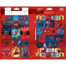 Imagem - Adesivo Decorado Duplo Metalizado Spider-Man