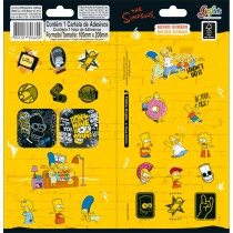 Imagem - Adesivo Decorado Duplo Simpsons
