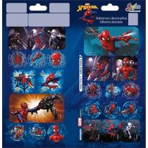 Imagem - Adesivo Decorado Duplo Spider-Man