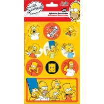 Imagem - Adesivo Decorado Simpsons (295850)
