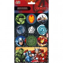 Imagem - Adesivos Decorados Avengers
