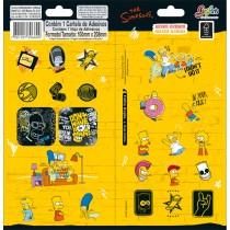 Imagem - Adesivos Decorados Duplos Simpsons