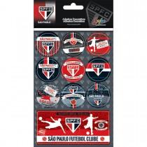 Imagem - Adesivos Decorados São Paulo F. C.