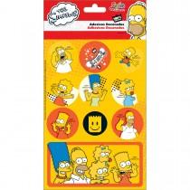 Imagem - Adesivos Decorados Simpsons