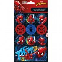 Imagem - Adesivos Decorados Spider-Man