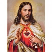 Imagem - Agenda Costurada Diária Bíblica 2020 - Sortido