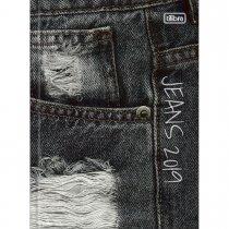 Imagem - Agenda Costurada Jeans 2019 - Sortido