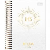 Imagem - Agenda Espiral Diária 12,9 x 18,7 cm Bíblica 2022 - Hóstia - Sortido