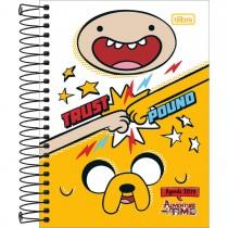 Imagem - Agenda Espiral Diária Adventure Time 2019 - Sortido