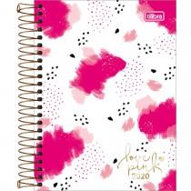 Imagem - Agenda Espiral Diária Love Pink 2020 - Sortido