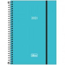 Imagem - Agenda Espiral Diária Neon 2021 - Sortido