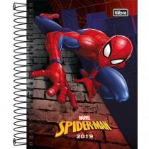 Imagem - Agenda Espiral Diária Spider-Man 2019 - Sortido