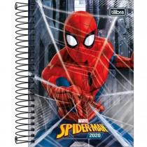 Imagem - Agenda Espiral Diária Spider-Man 2020 - Sortido